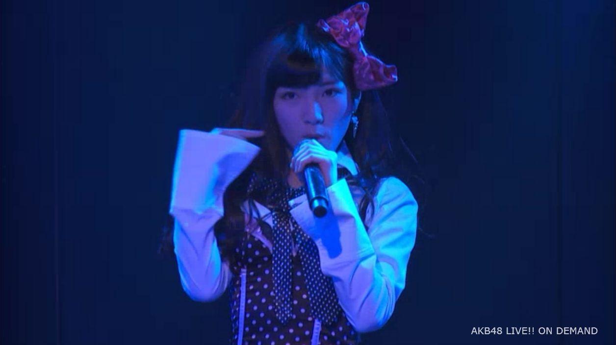 AKB48岡田奈々 口移しのチョコレート (17)