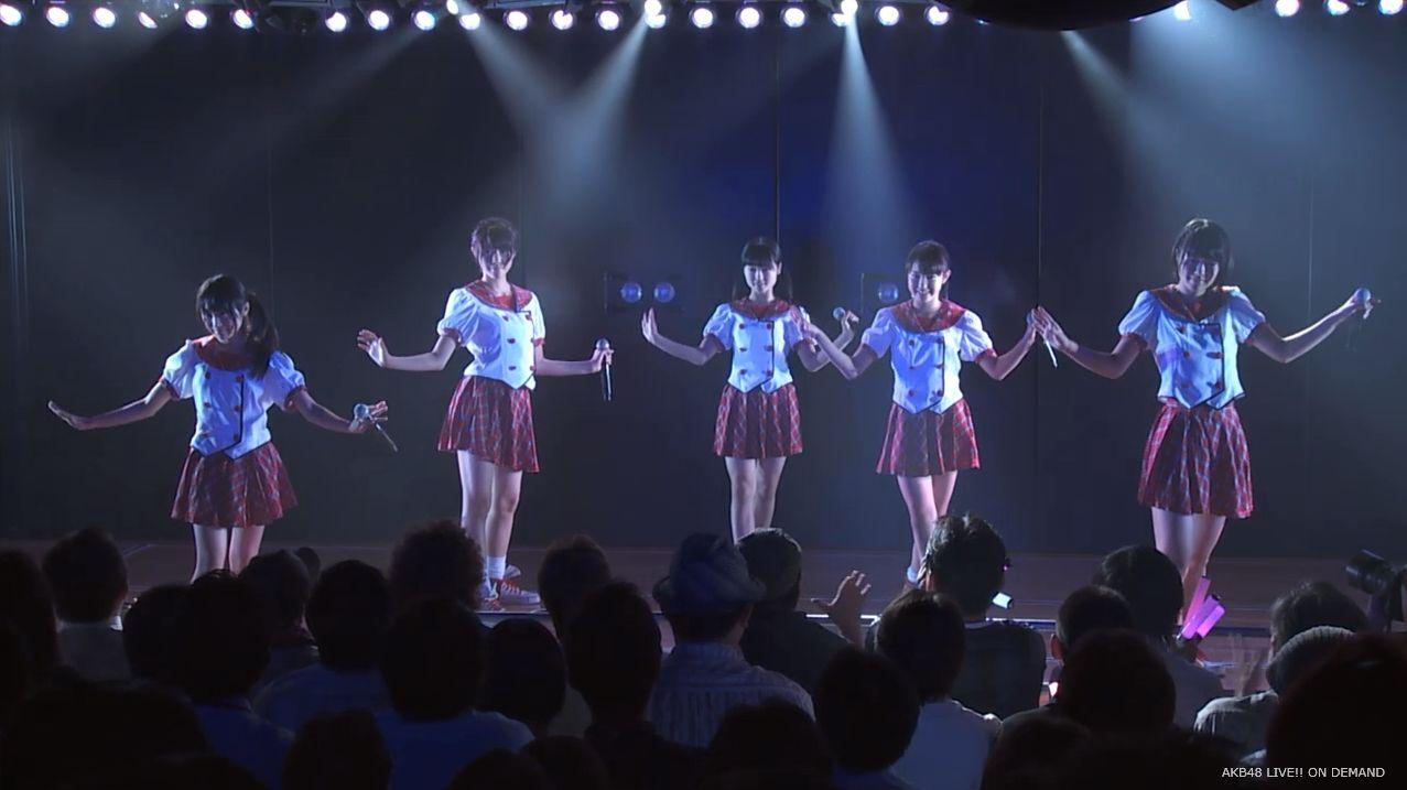 チーム8劇場公演 坂口渚沙 スカートひらり (21)