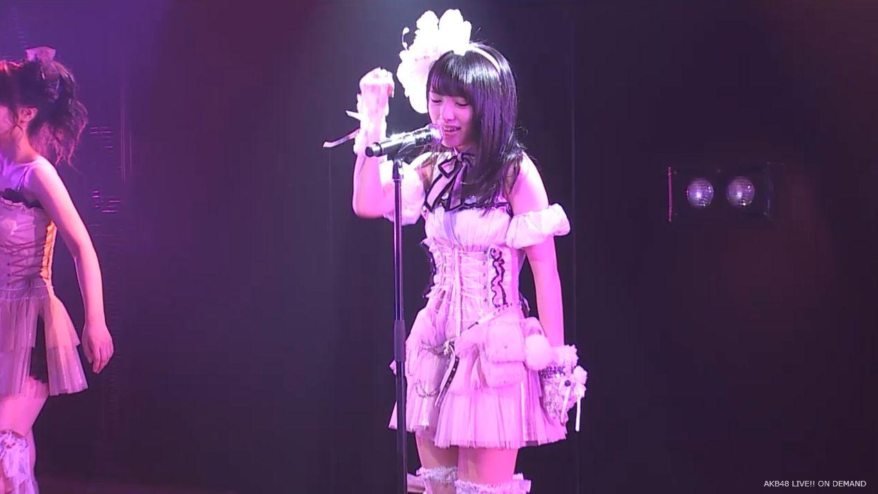 AKB48向井地美音 チーム4公演 残念少女 20140731 (77)