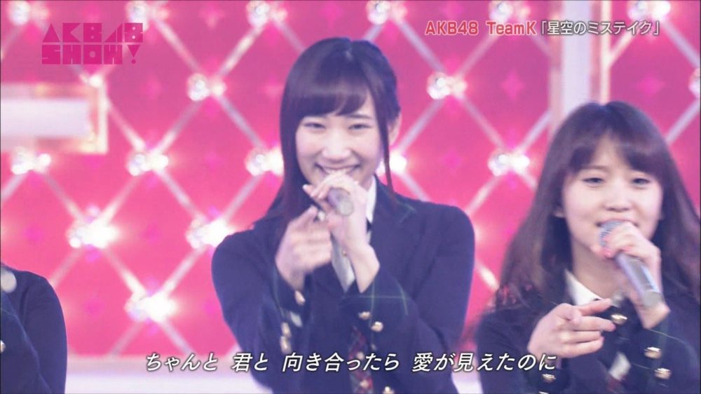 AKB48SHOW チームK 星空のミステイク 20140816 (40)_R