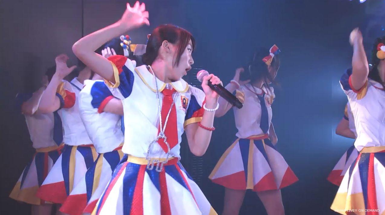 チーム8坂口渚沙 劇場公演デビュー 20140806 (156)