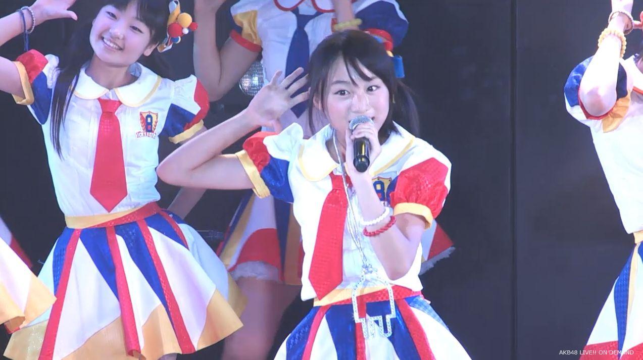 チーム8坂口渚沙 劇場公演デビュー 20140806 (159)
