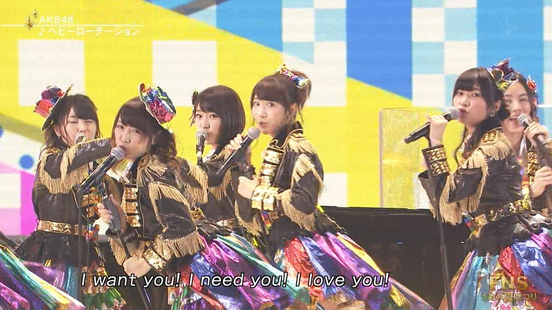 FNS 宮脇咲良 20140813  (28)