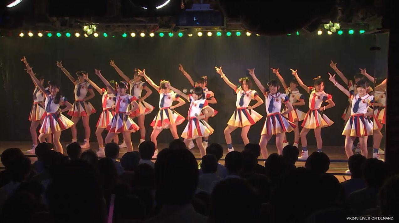 チーム8坂口渚沙 劇場公演デビュー 20140806 (169)