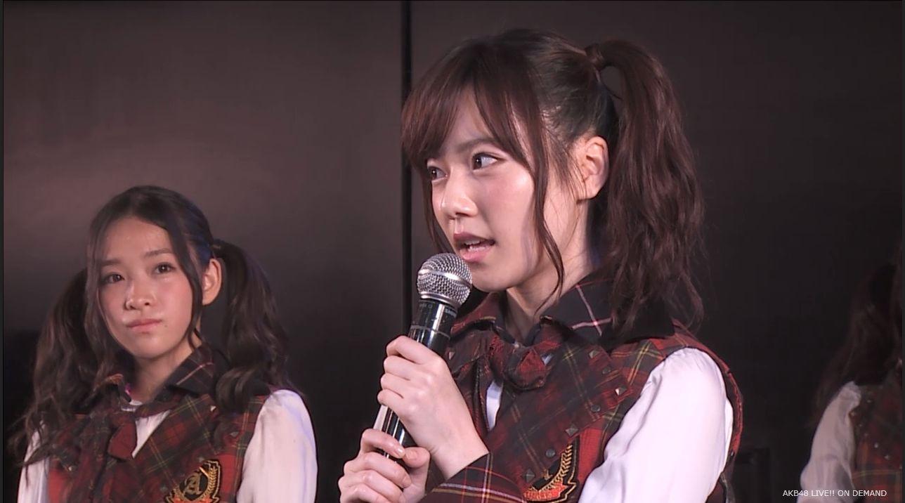 AKB48 チームAツインテール公演  島崎遥香 自己紹介MC
