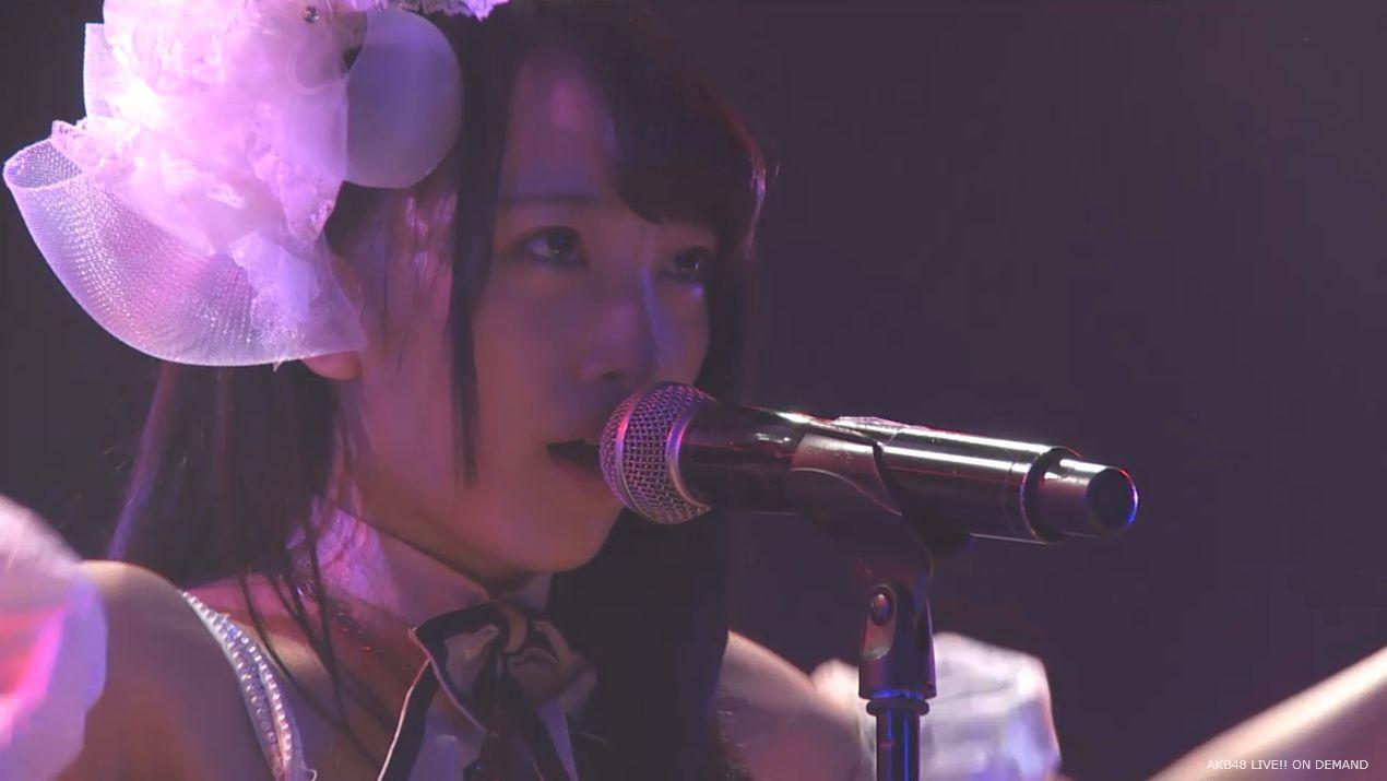 AKB48向井地美音 チーム4公演 残念少女 20140731 (50)