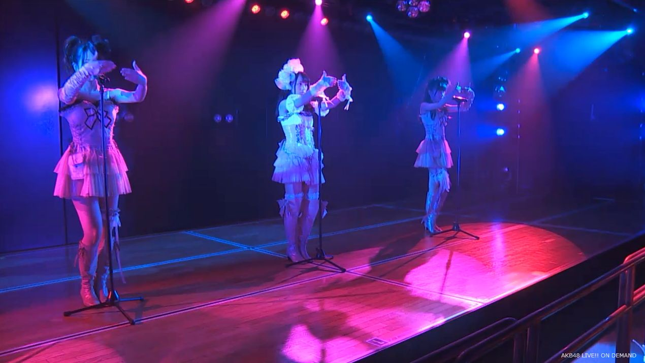 AKB48向井地美音 チーム4公演 残念少女 20140731 (81)