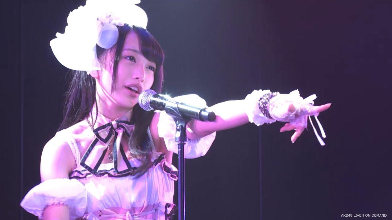 AKB48向井地美音 チーム4公演 残念少女 20140731 (34)