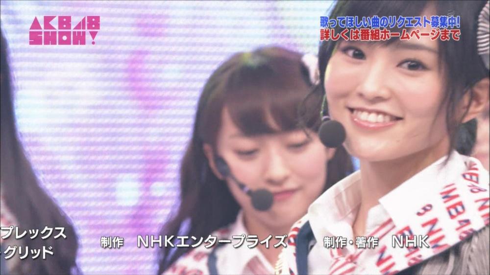 AKB48SHOW NMB48生徒手帳の写真は気に入ってないの法則 20140816 (78)_R