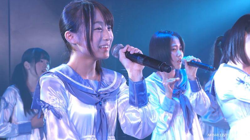 チーム8坂口渚沙 劇場公演デビュー 20140806 (66)
