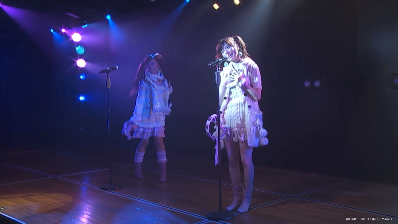 AKB48 チームAツインテール公演  島崎遥香 ハート型ウィルス (16)
