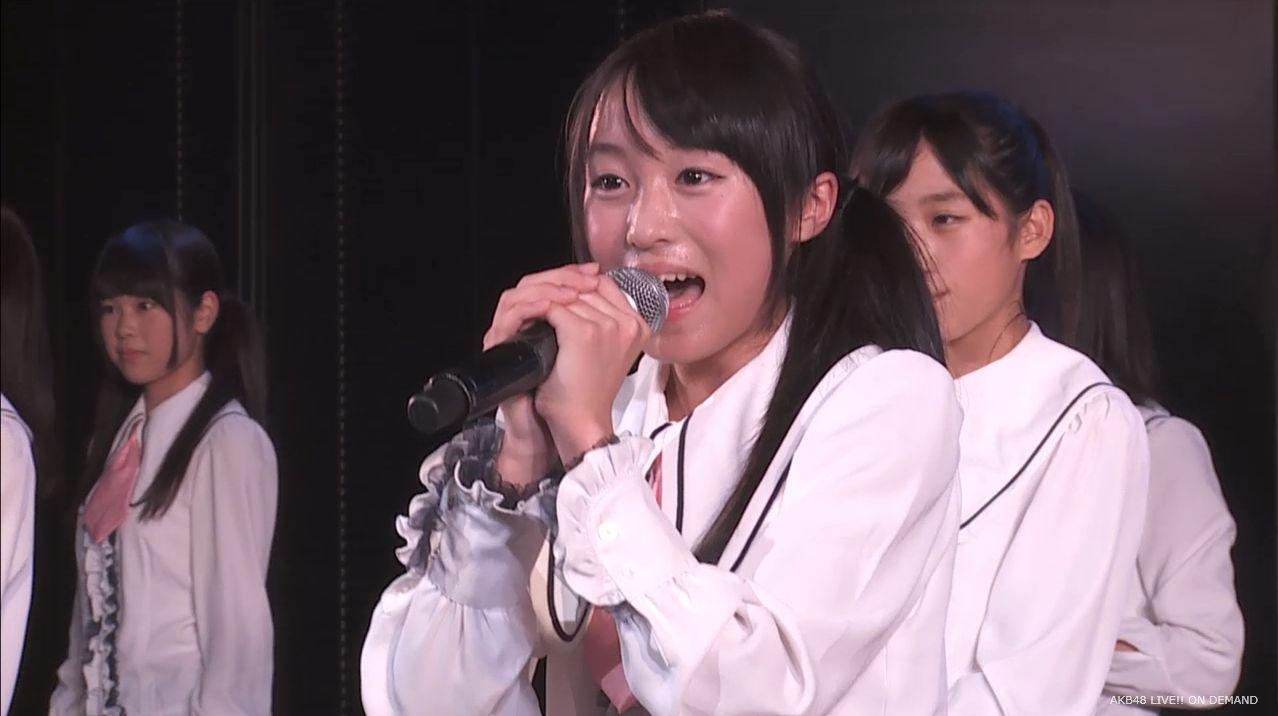 チーム8坂口渚沙 劇場公演デビュー 20140806 (22)