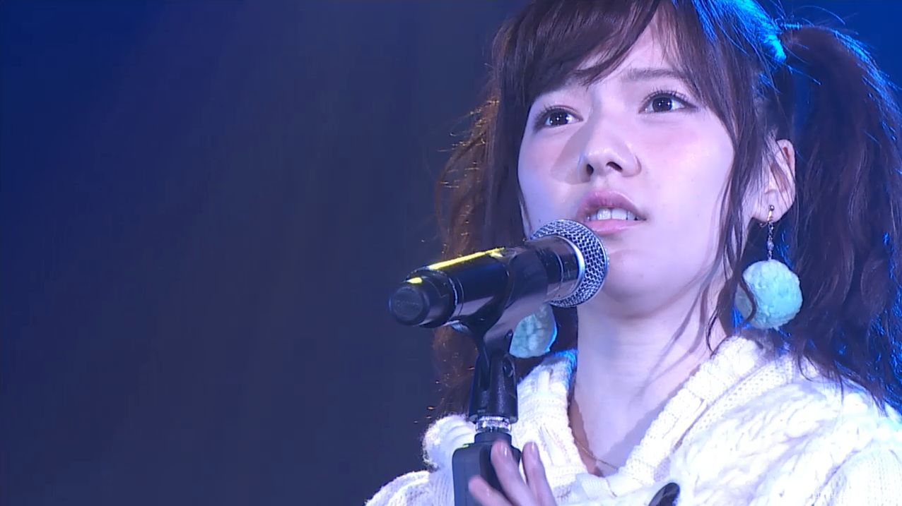 AKB48 チームAツインテール公演  島崎遥香 ハート型ウィルス (27)