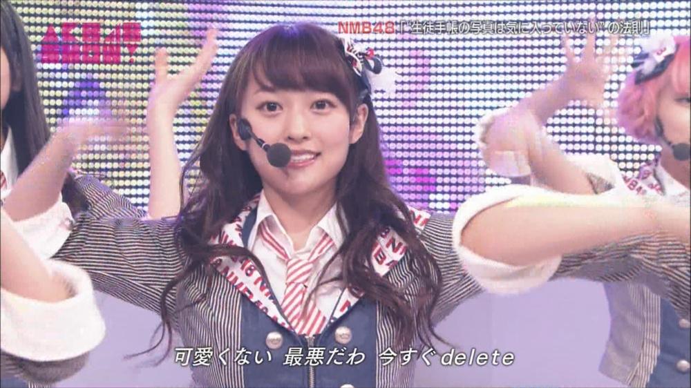 AKB48SHOW NMB48生徒手帳の写真は気に入ってないの法則 20140816 (31)_R