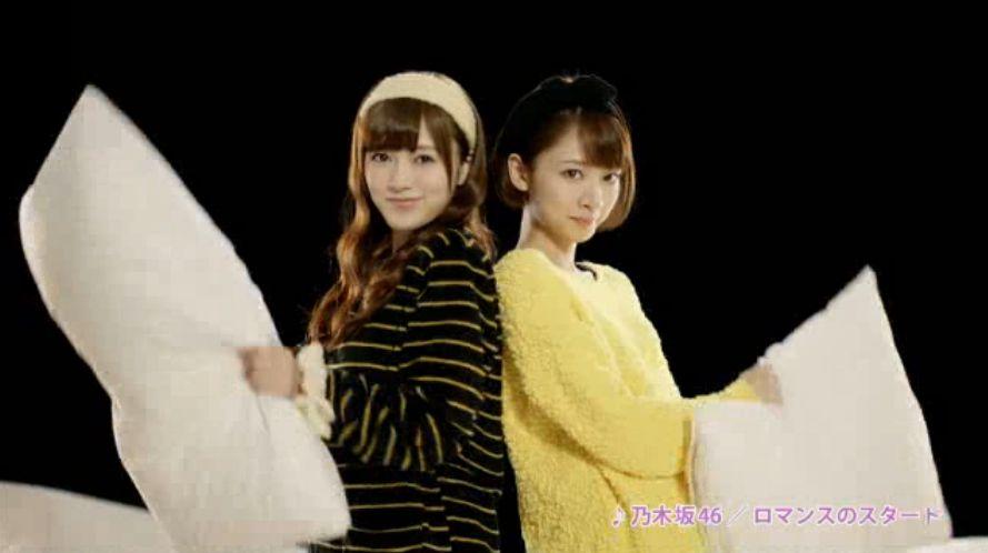 乃木坂46 メガシャキCM (13)