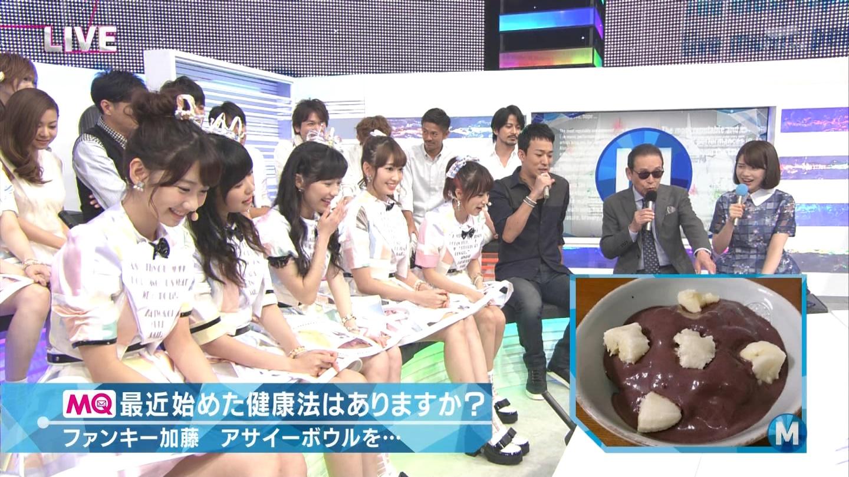 ミュージックステーション AKB48柏木由紀 心のプラカード 20140829 (31)