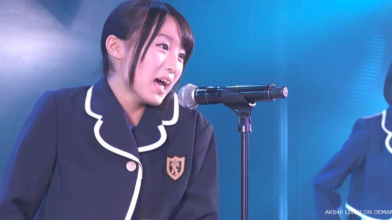 チーム8坂口渚沙 劇場公演デビュー 20140806 (79)