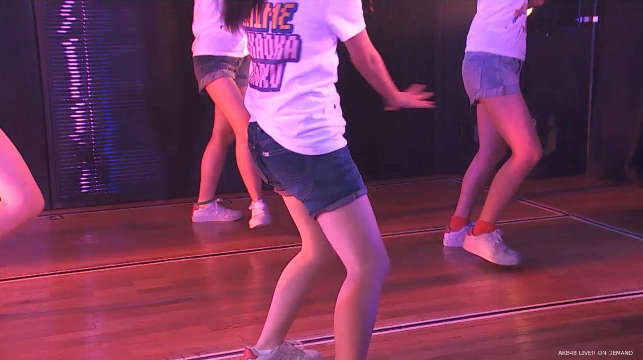 AKB48チーム8 スカートひらり 20140805 (17)