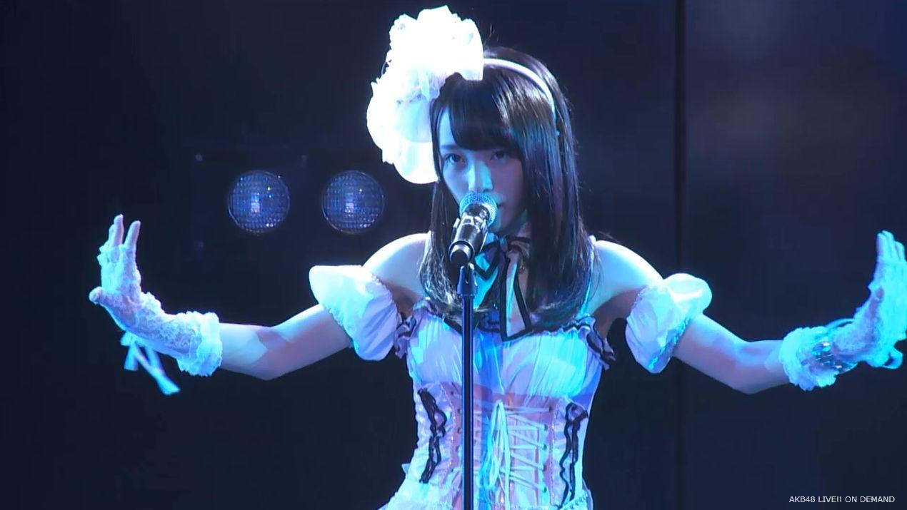 AKB48向井地美音 チーム4公演 残念少女 20140731 (15)