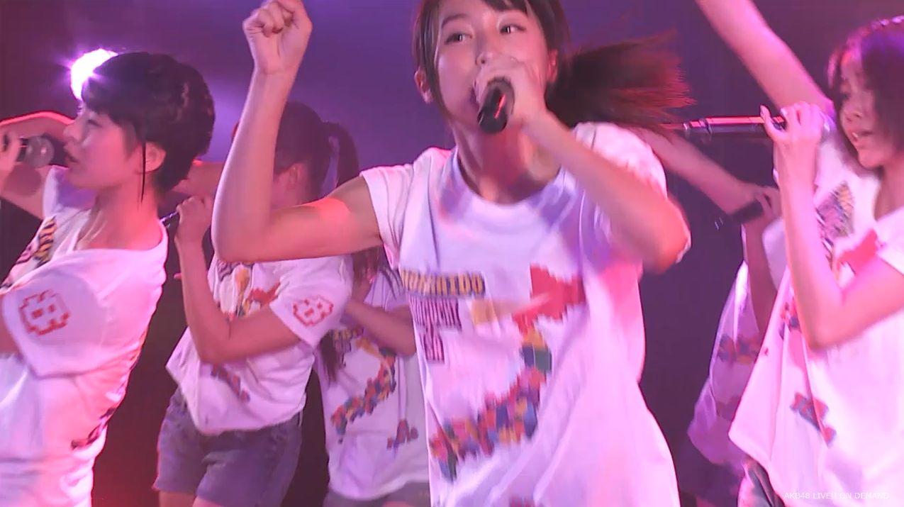 チーム8坂口渚沙 劇場公演デビュー 20140806 (96)