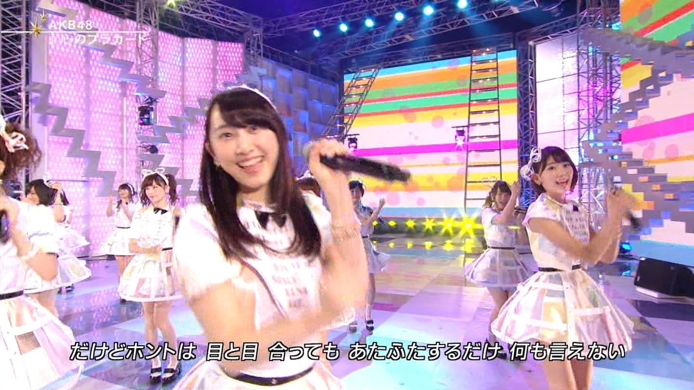 FNS 宮脇咲良 20140813  (18)