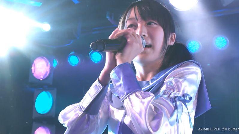 チーム8坂口渚沙 劇場公演デビュー 20140806 (74)