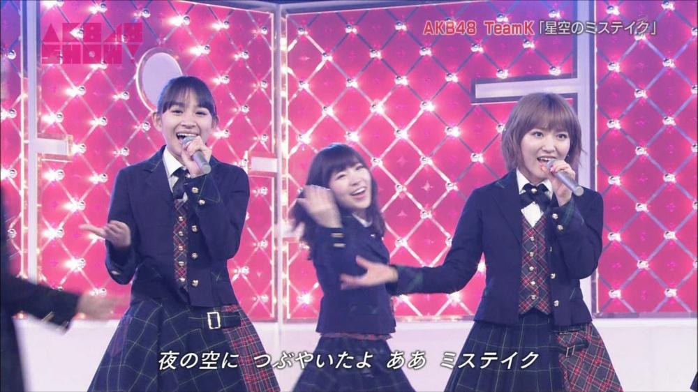 AKB48SHOW チームK 星空のミステイク 20140816 (45)_R