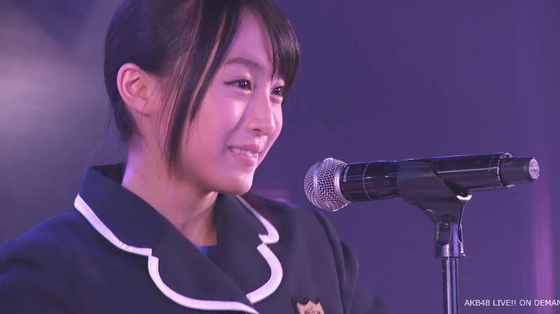 チーム8坂口渚沙 劇場公演デビュー 20140806 (81)