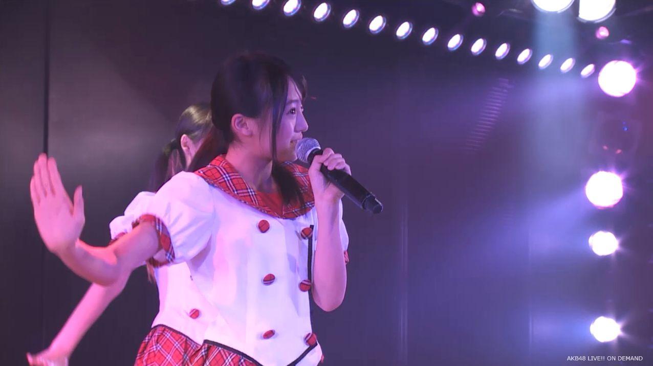 チーム8坂口渚沙 劇場公演デビュー 20140806 (35)