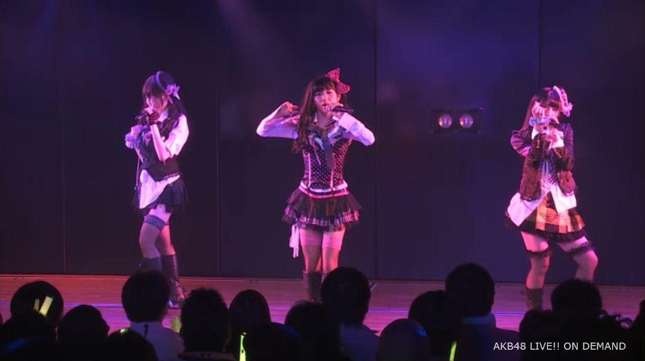 AKB48岡田奈々 口移しのチョコレート (43)