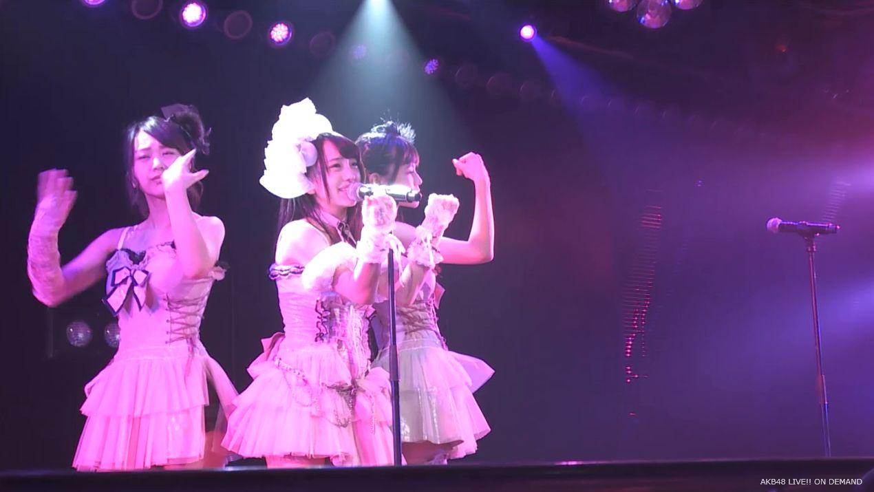 AKB48向井地美音 チーム4公演 残念少女 20140731 (45)