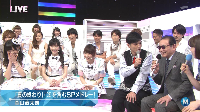 ミュージックステーション AKB48渡辺麻友 心のプラカード 20140829 (46)