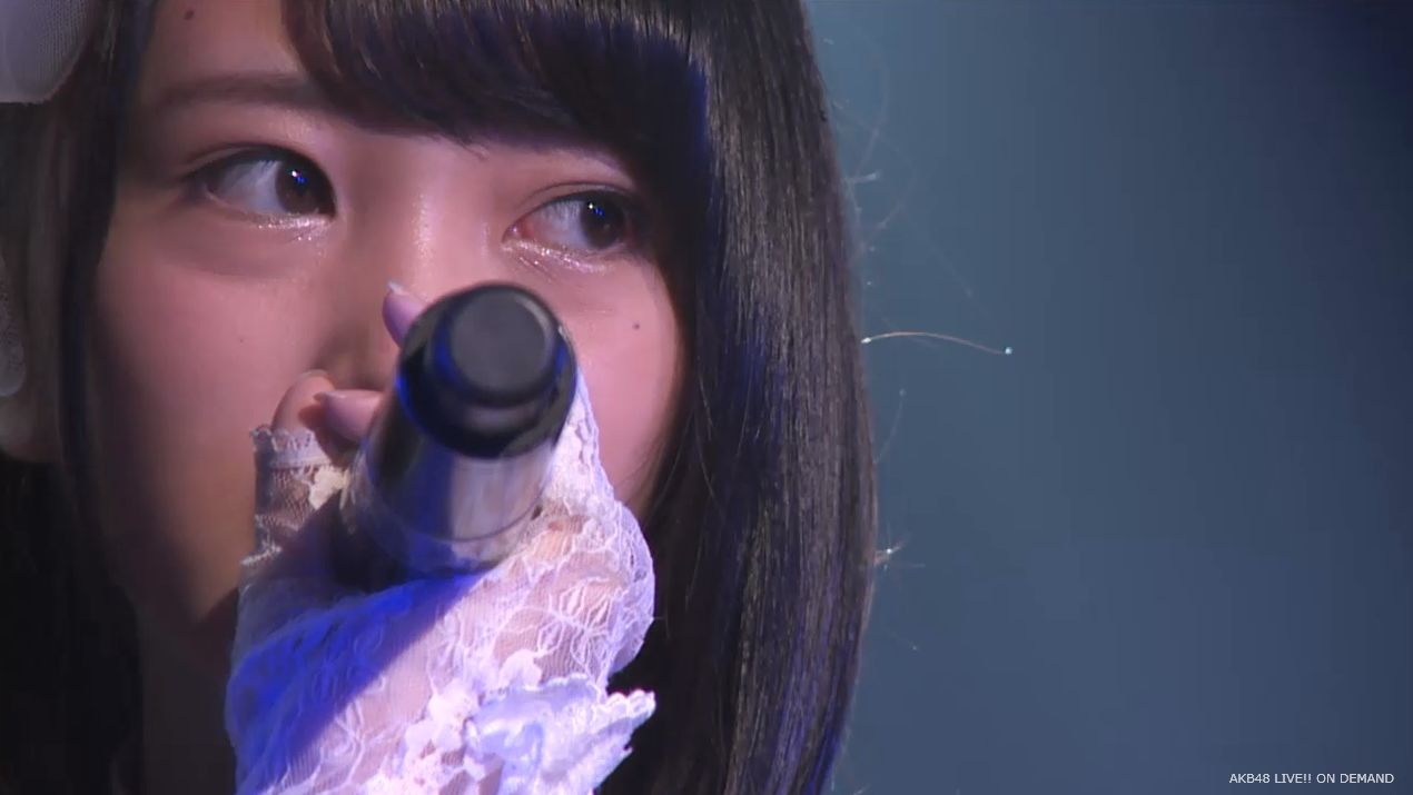 AKB48向井地美音 チーム4公演 残念少女 20140731 (63)