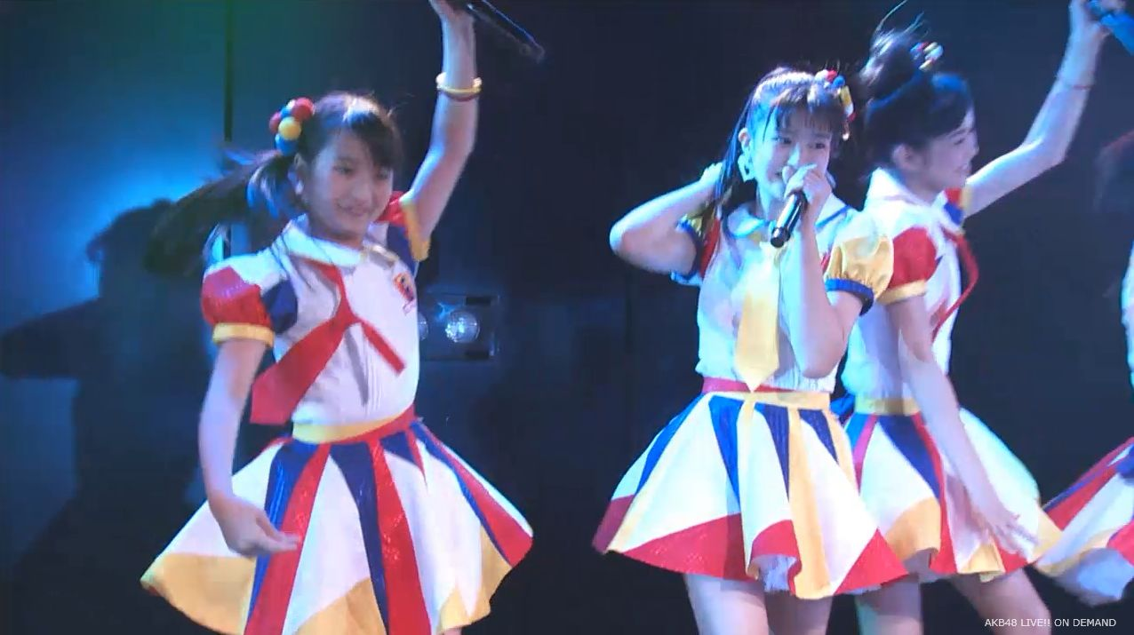 AKB48チーム8 言い訳Maybe 20140805 (6)