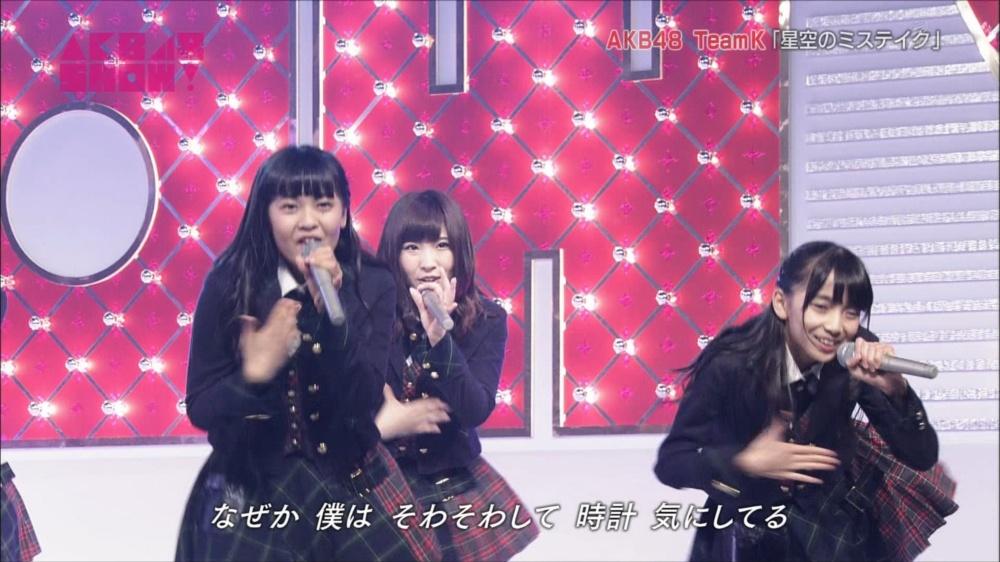 AKB48SHOW チームK 星空のミステイク 20140816 (17)_R