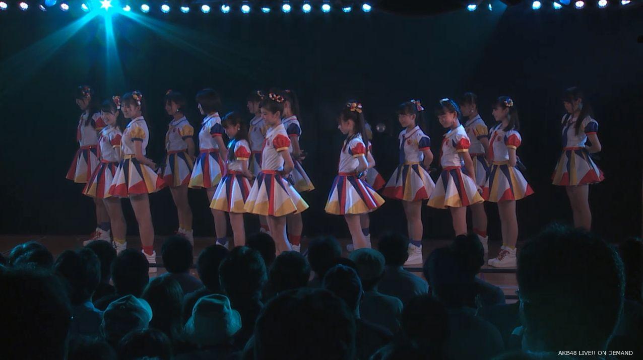 AKB48チーム8 言い訳Maybe 20140805 (2)