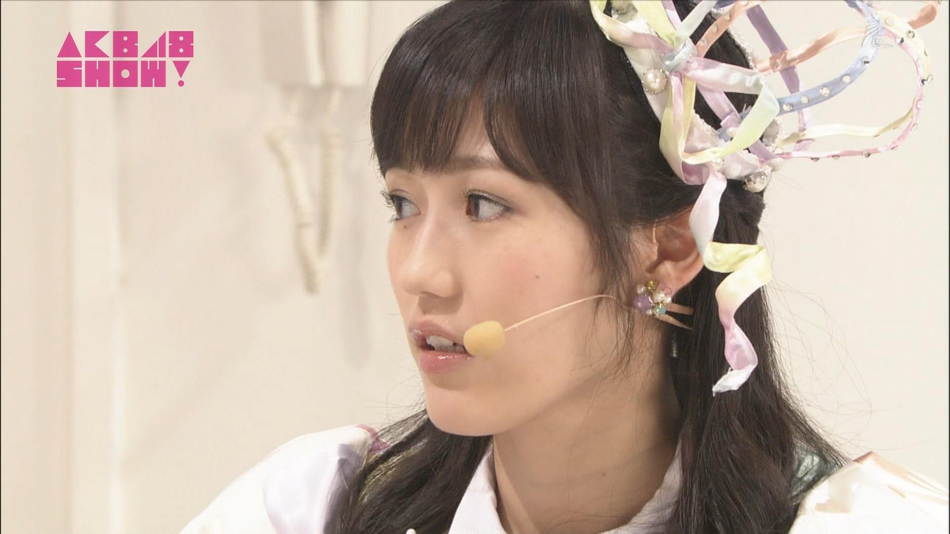AKB48SHOW 心のプラカード 渡辺麻友 20140830 (5)