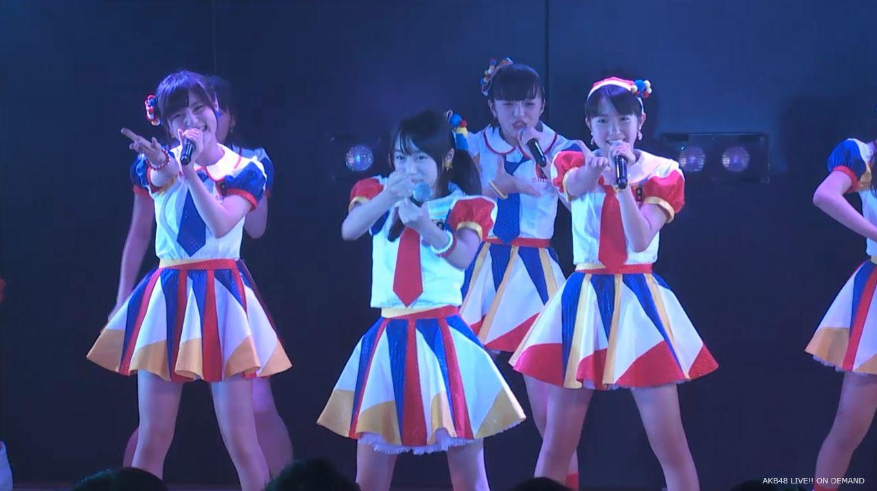 チーム8坂口渚沙 劇場公演デビュー 20140806 (138)