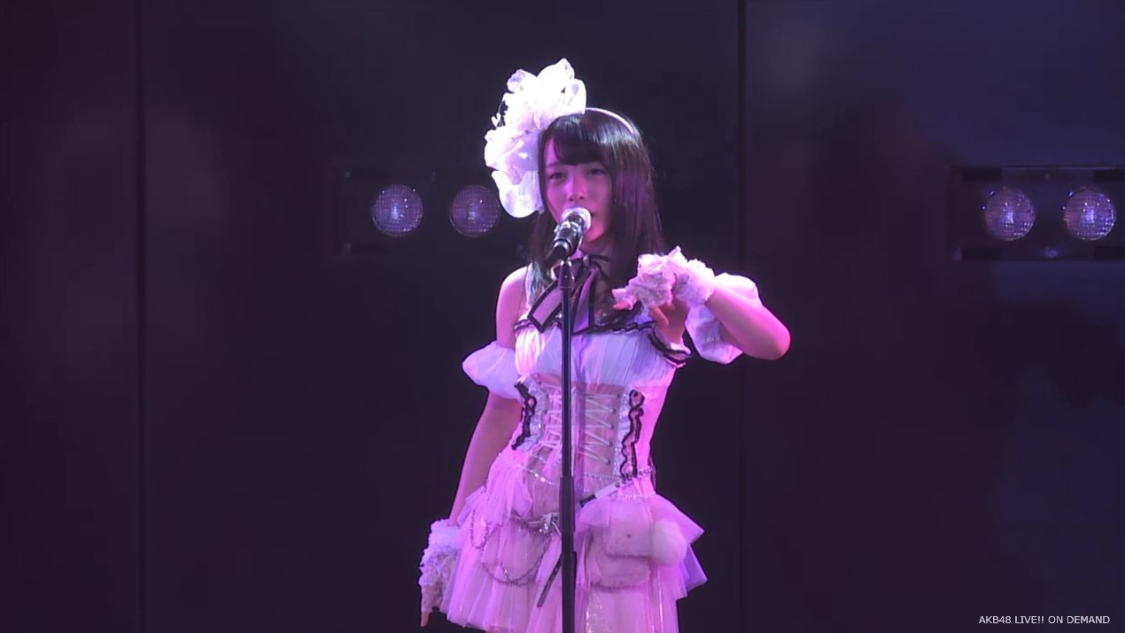 AKB48向井地美音 チーム4公演 残念少女 20140731 (73)
