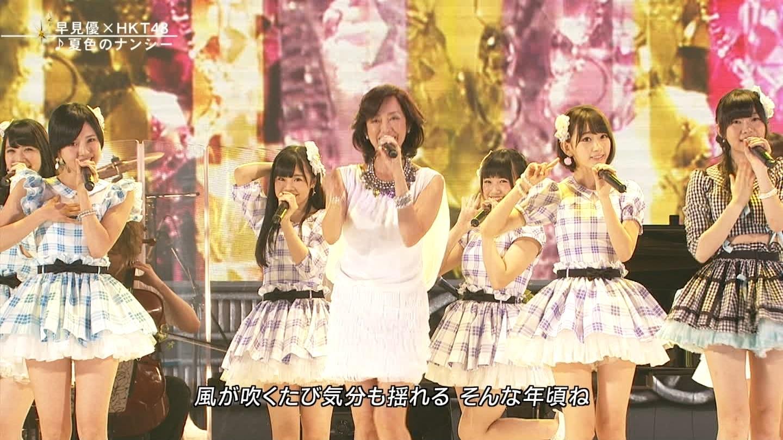 FNS 宮脇咲良 20140813  (14)