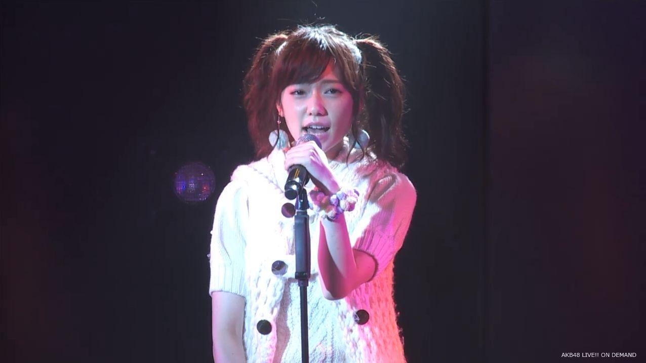 AKB48 チームAツインテール公演  島崎遥香 ハート型ウィルス (1)