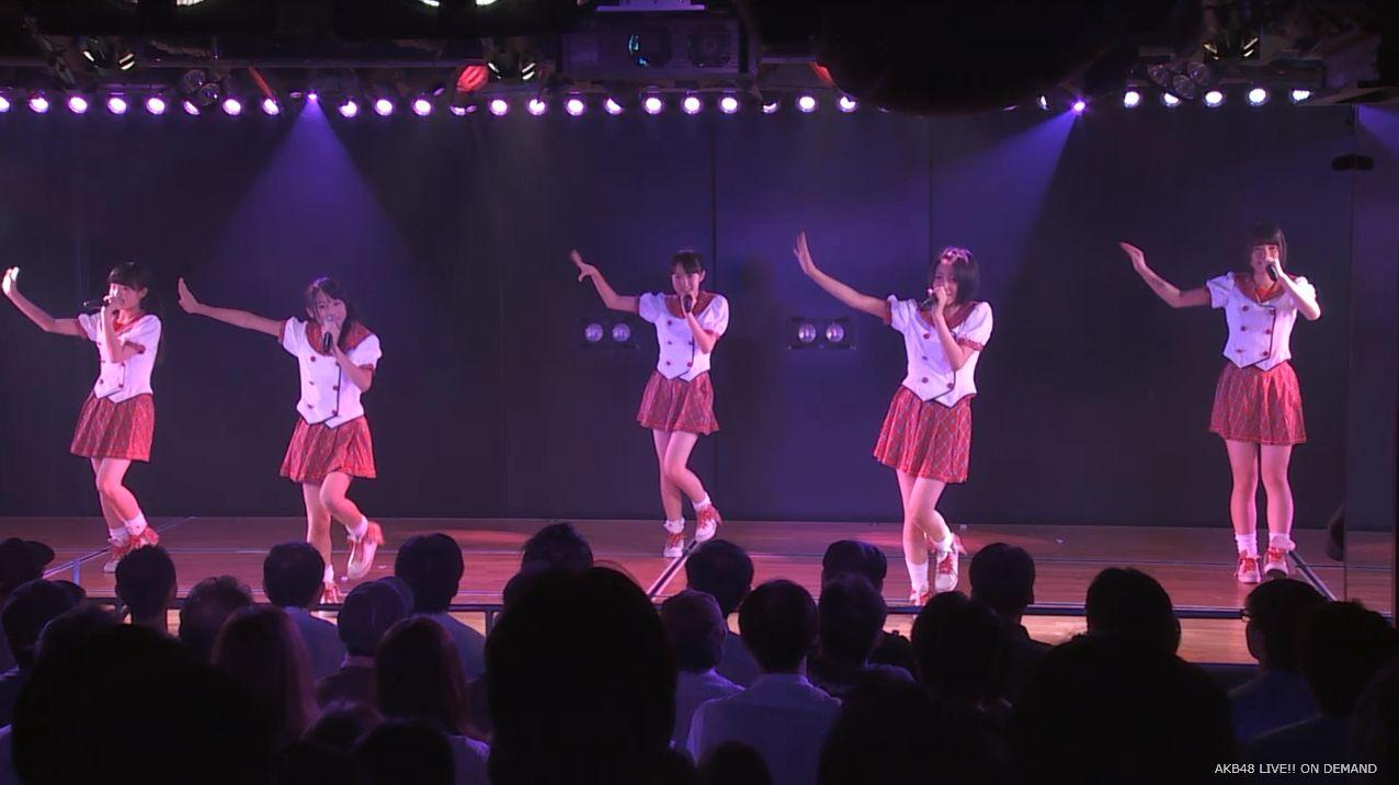 チーム8坂口渚沙 劇場公演デビュー 20140806 (42)