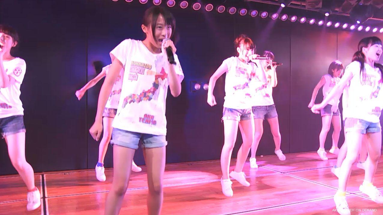 チーム8坂口渚沙 劇場公演デビュー 20140806 (109)
