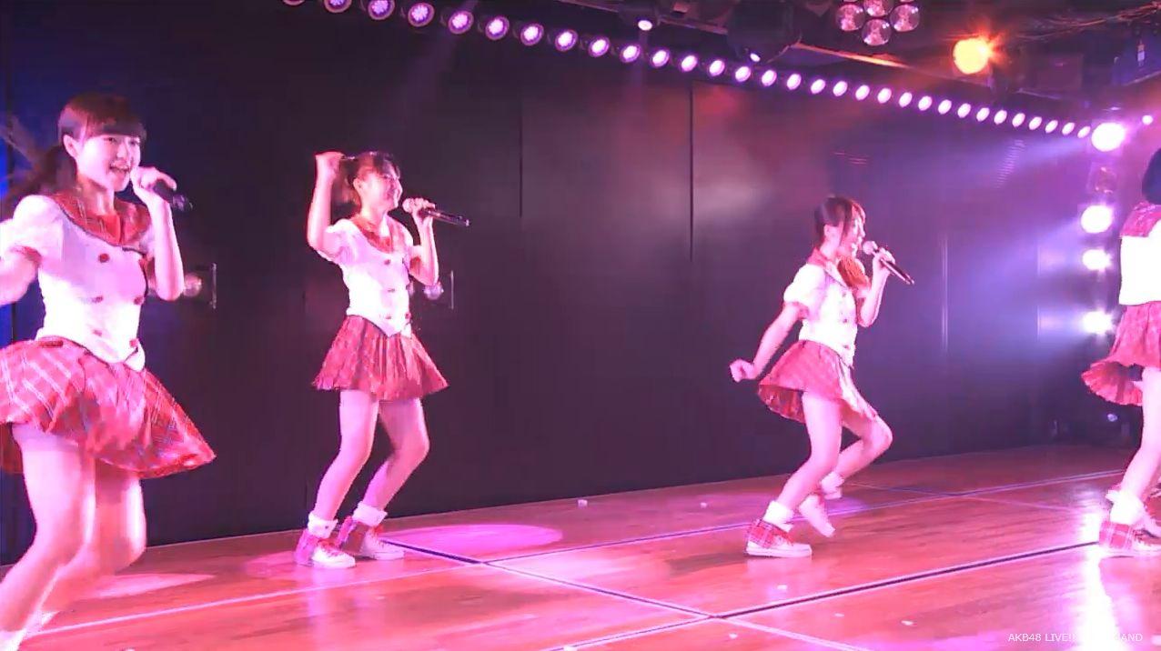 チーム8坂口渚沙 劇場公演デビュー 20140806 (32)