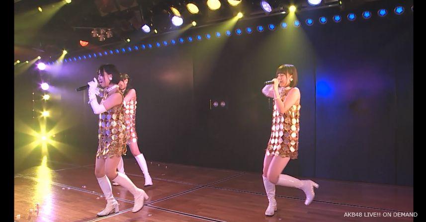 チーム8 「キスはだめよ」(福地礼奈、佐藤栞、岩﨑萌花) (45)