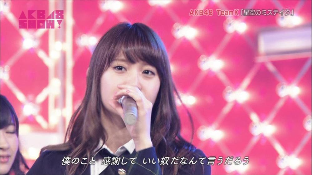 AKB48SHOW チームK 星空のミステイク 20140816 (31)_R