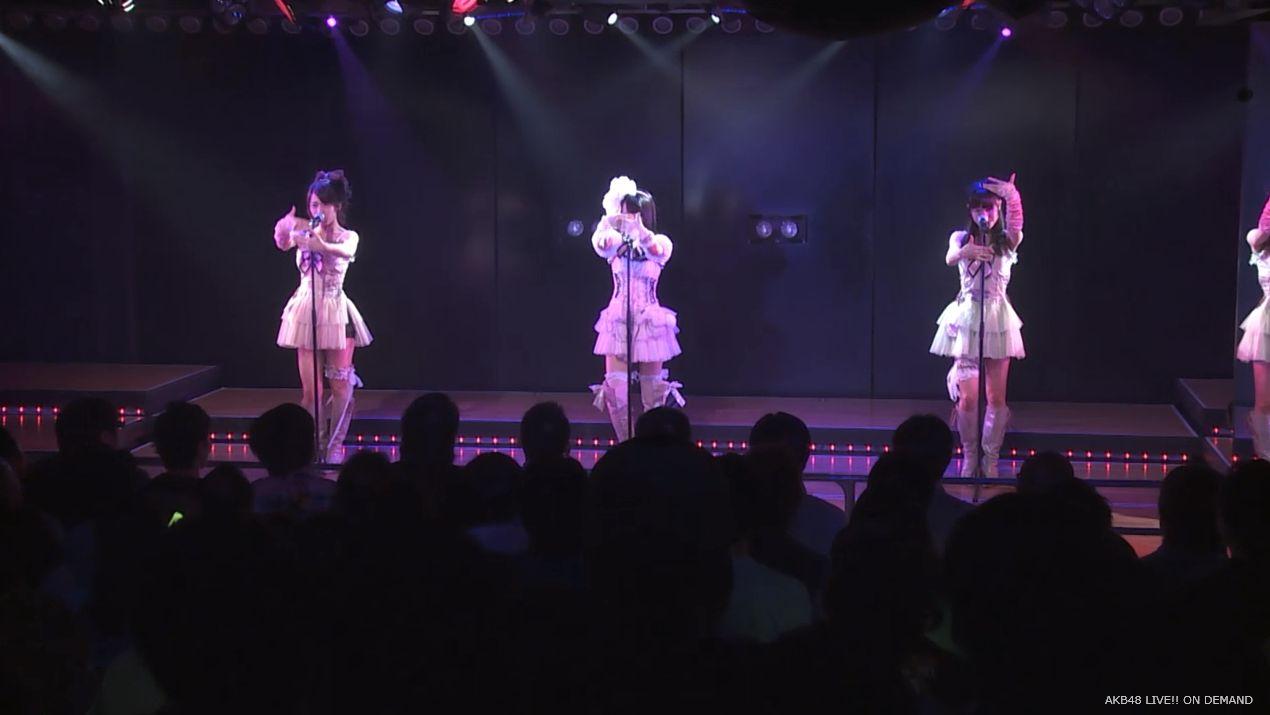 AKB48向井地美音 チーム4公演 残念少女 20140731 (52)