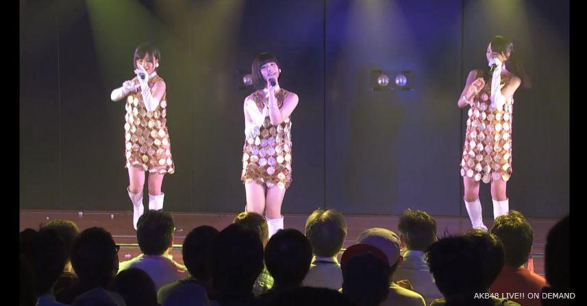 チーム8 「キスはだめよ」(福地礼奈、佐藤栞、岩﨑萌花) (27)
