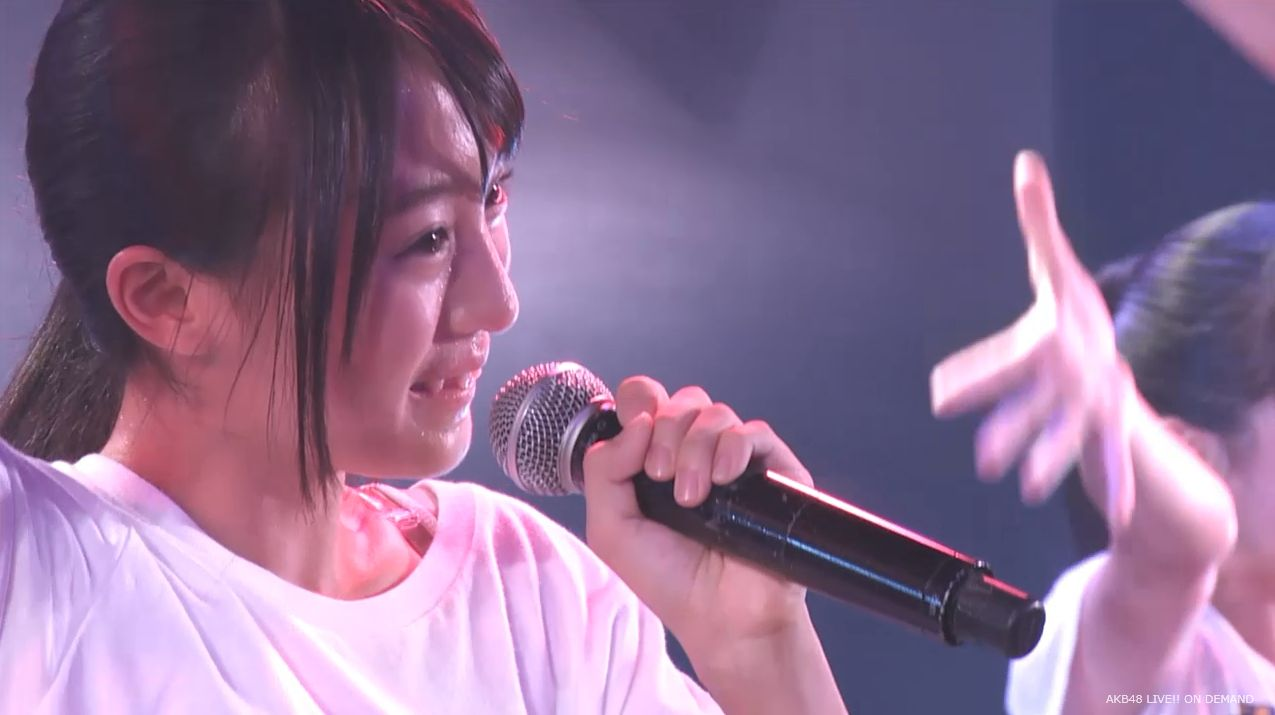 チーム8坂口渚沙 劇場公演デビュー 20140806 (129)