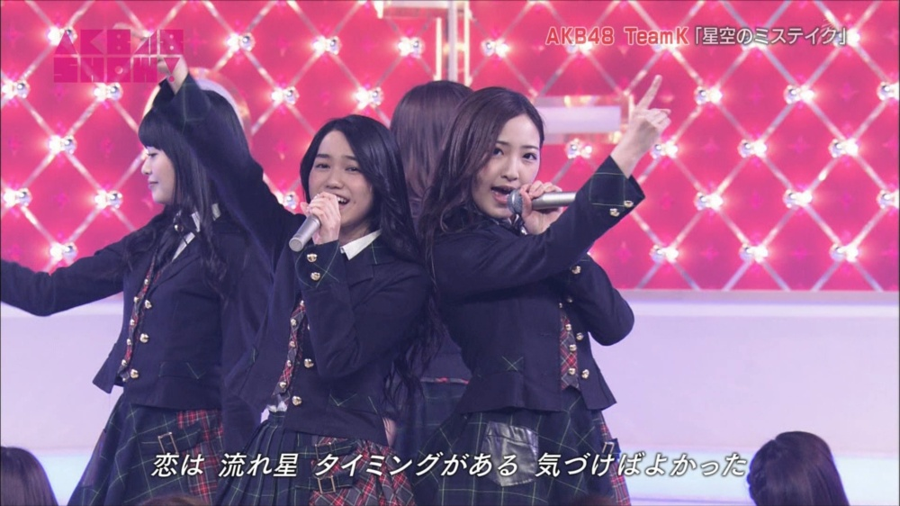 AKB48SHOW チームK 星空のミステイク 20140816 (50)_R
